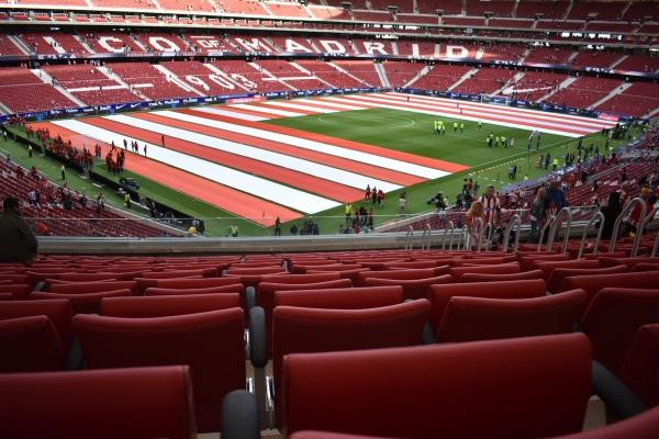 Wanda Metroplitano | 马德里竞技俱乐部体育场