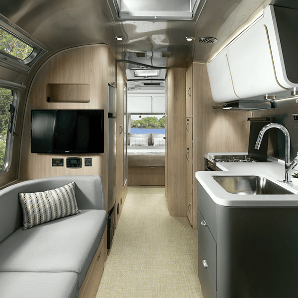 The Globetrotter BY Airstream|清风房车